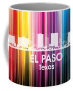 El Paso Tx 2 Coffee Mug