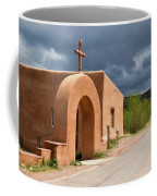 El Santuario De Chimayo Cross Coffee Mug