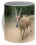 Eland Antelope Out In The Open Coffee Mug