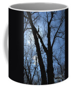 Elder Maple Silhouette Coffee Mug