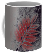 Elderberry Leaf Coffee Mug
