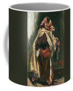 Elderly Moroccan Jew, 1867 Oil On Canvas Coffee Mug