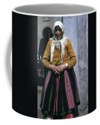 Elderly Woman Coffee Mug