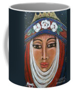 Eleanor Of Aquitaine The Lioness In Winter Coffee Mug