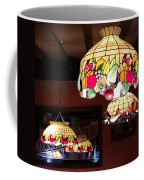 Electric Butterflies Coffee Mug