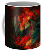 Electric Dreams Of The Ancients Coffee Mug