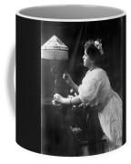 Electric Lamp, 1908 Coffee Mug