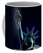 Electric Liberty Coffee Mug