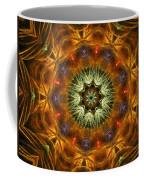 Electric Mandala 1 Coffee Mug