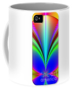 Electric Rainbow Orb Iphone Case Coffee Mug