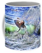 Electric Splash Coffee Mug