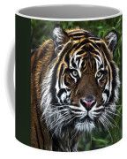 Electric Tiger Coffee Mug
