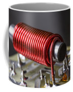 Electrical Coil With Iron Core Coffee Mug