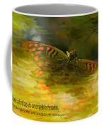 Electrifying Scripture Art Coffee Mug