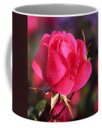 Electron Tea Rose Coffee Mug
