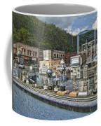 Electronic Shop Window Coffee Mug