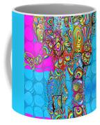 Elefantos - Av03-ps01 Coffee Mug by Variance Collections