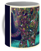 Elefantos - Ptjs01a Coffee Mug by Variance Collections