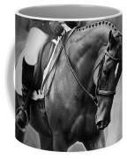 Elegance - Dressage Horse Coffee Mug
