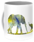 Elephant 01-5 Coffee Mug