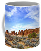 Elephant Butte Coffee Mug by Chad Dutson