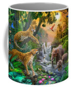 Elephant Falls Coffee Mug