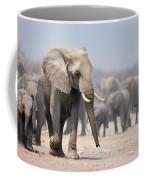 Elephant Feet Coffee Mug