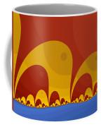 Elephant Lake Coffee Mug