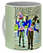 Elephant Or Donkey Coffee Mug
