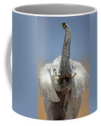 Elephant Portrait Coffee Mug