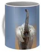 Elephant Portrait Coffee Mug