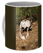 Elephant Skull Coffee Mug