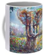 Elephant Thirst Coffee Mug
