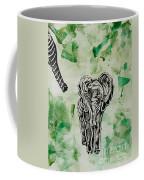 Elephant Walk Coffee Mug