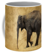 Elephant Walk II Coffee Mug