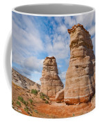 Elephant's Feet Rock Formation Coffee Mug