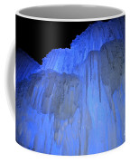 Elevated Blue Coffee Mug