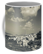 Elevated View Of The New Town, Umm Coffee Mug