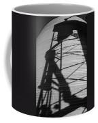 Elevator Shadow Coffee Mug