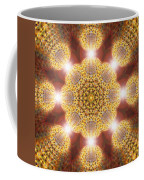 Eleven Sacred Steps Of Light K1 Coffee Mug by Derek Gedney