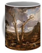 Elijah In The Desert Coffee Mug