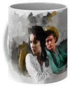 Elizabeth And James - Giant Coffee Mug