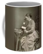 Elizabeth Garrett Anderson Coffee Mug by Stanislaus Walery