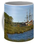 Elizabeth II In Port  Coffee Mug