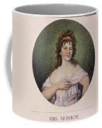 Elizabeth Monroe (1768-1830) Coffee Mug