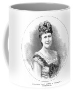 Elizabeth Of Romania (1843-1916) Coffee Mug