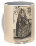 Elizabeth, Queen Of England, C.1603 Coffee Mug