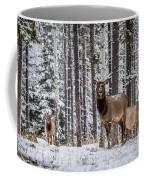 Elk In Jasper Coffee Mug
