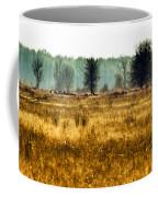 Elk In The Distance No. 1 Coffee Mug