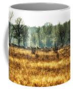 Elk In The Distance No. 2 Coffee Mug